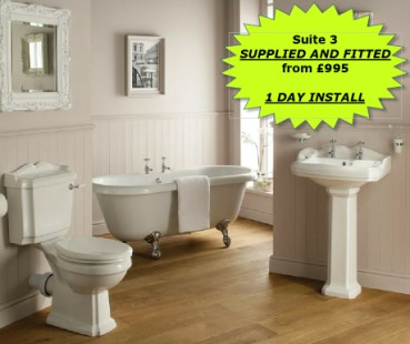 experienced bathroom installers weston super mare